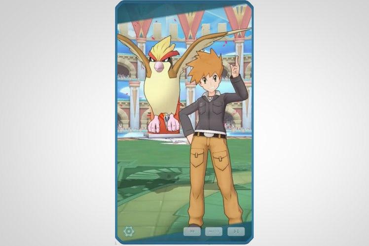 Pokemon Masters ist raus: Trainer und Pokemon paaren sich in einem neuen Spiel 1