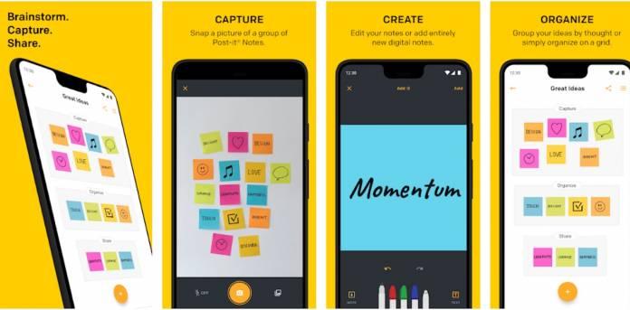 Post-it veröffentlicht (endlich) nach 5 Jahren die Android App 1