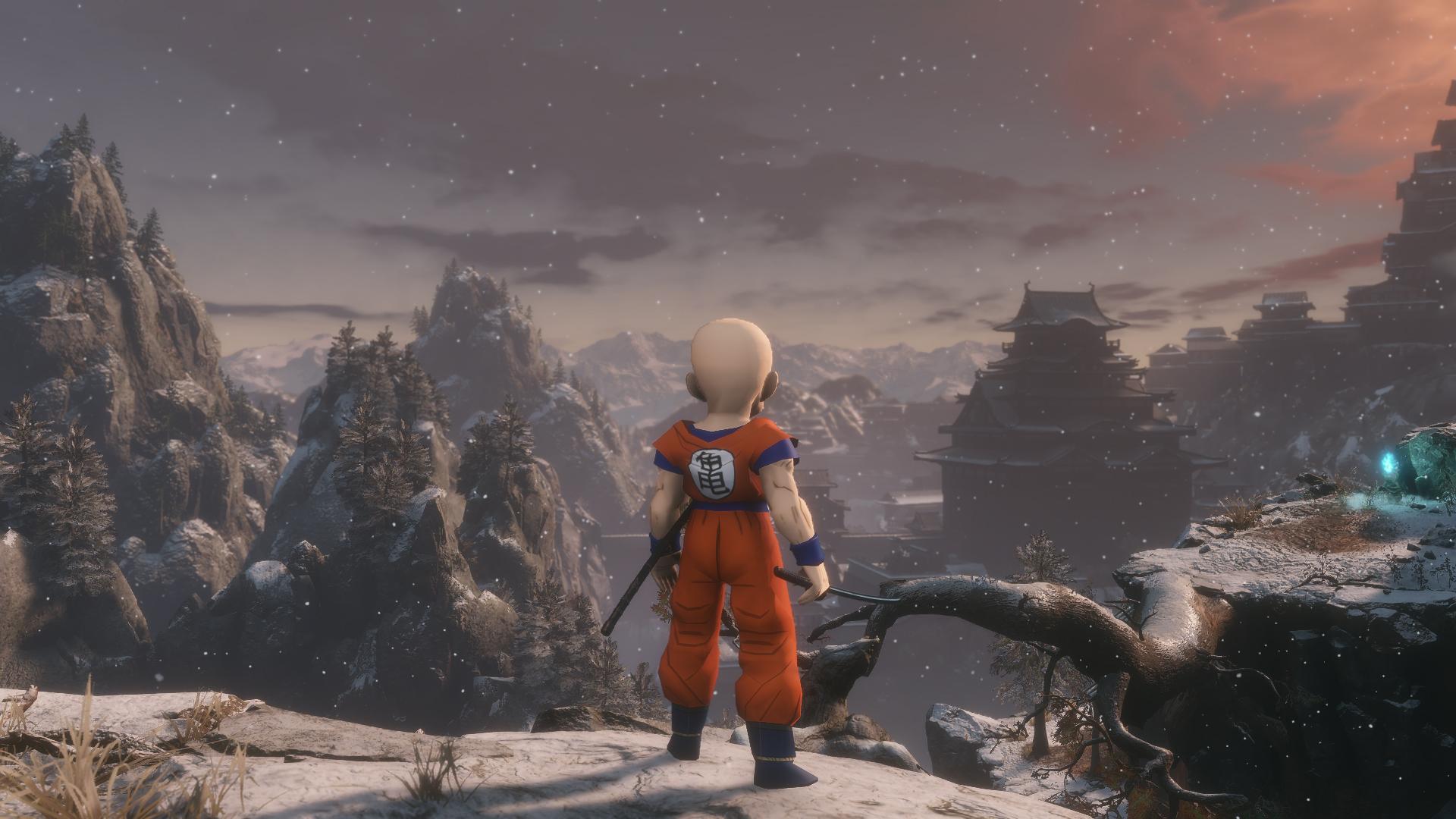 Posts to Die, welchen besseren Charakter als Krillin gibt es, um Sekiro: Shadows Die Twice zu spielen