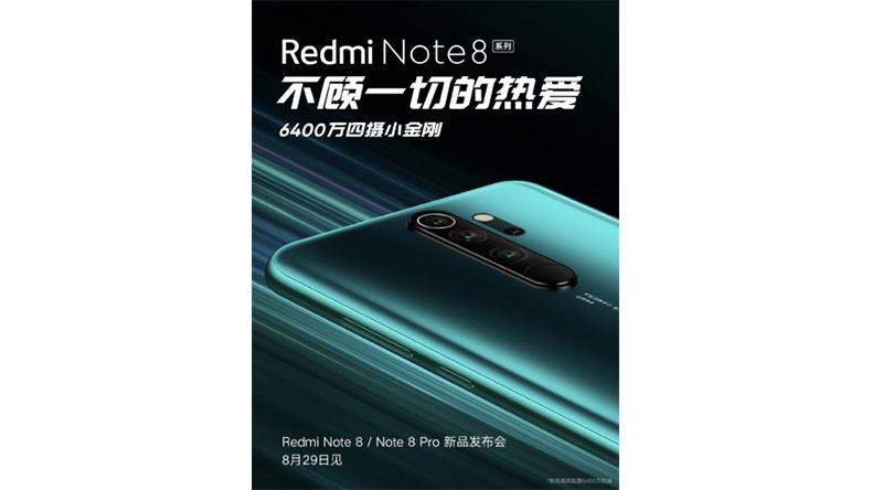 Redman ist Note 8 Pro-Funktionen durchgesickert 1