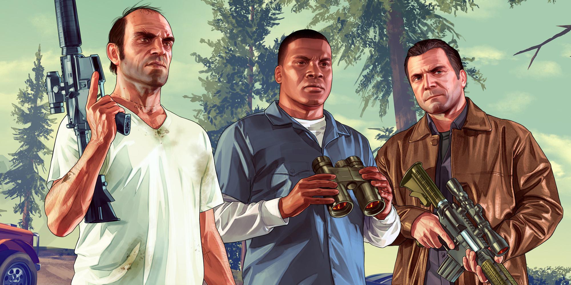 Rockstar Games wird wahrscheinlich Grand Theft Auto 6 offiziell ankündigen