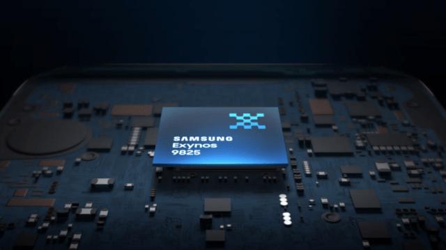 Der neue Exynos - Chip wird wahrscheinlich die globalen Varianten des Note 10.