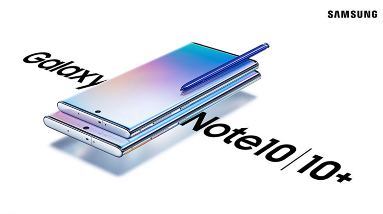 Samsung macht das Galaxy Note  10 & Note 10+ Official, A Bigger One & A Smaller One 1
