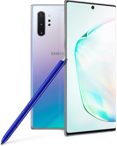 Samsung macht das Galaxy Note  10 & Note 10+ Official, A Bigger One & A Smaller One 2