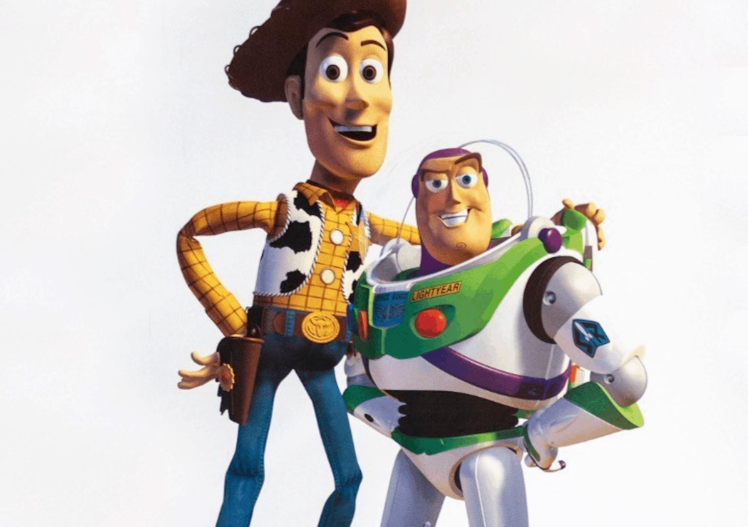 Toy Story Poster mit Steve Jobs Unterschrift kostet 31.250 USD 1