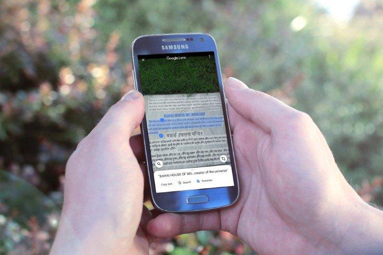 Sie können jetzt Text aus Bildern in Google Fotos kopieren 1