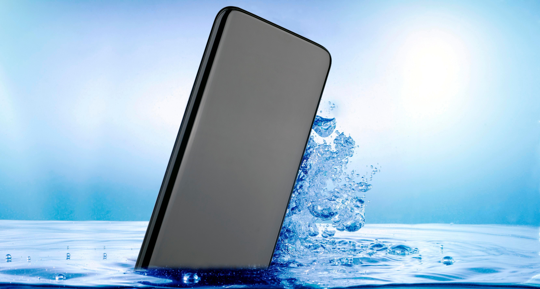 AppleDas iPhone 7 und höher ist 30 Minuten lang in bis zu 1 Meter Wasser wasserdicht