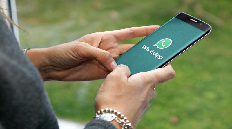 So suchen Sie nach Nachrichten in WhatsApp 1