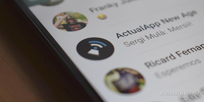 So aktualisieren Sie WhatsApp-Kontakte auf Ihrem Handy 1