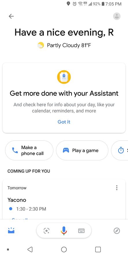 So ändern Sie OK Google zu etwas anderem 3