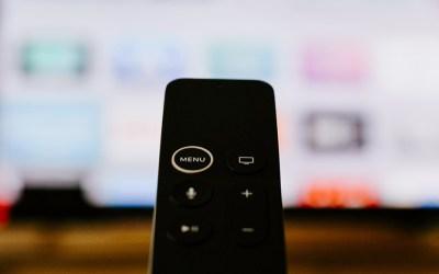 Pairing durchführen Apple TV-Fernbedienung