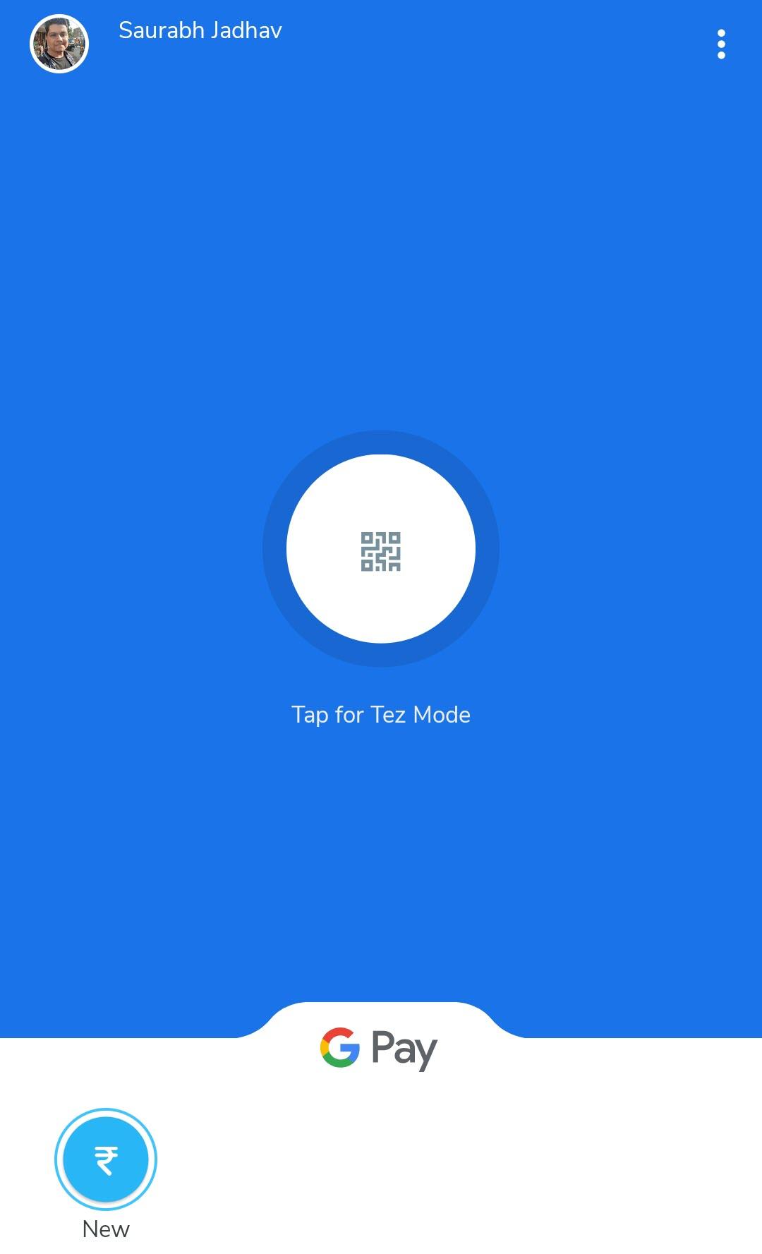 So tätigen Sie eine Überweisung in Google Pay