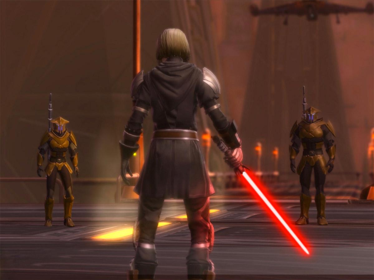 Star Wars: Die alte Republik, Ritter des gefallenen Imperiums Vorschau