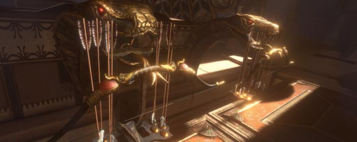 Test - Escape The Lost Pyramid: ein Fluchtraum in der virtuellen Realität 2