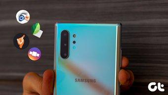 Top 10 müssen Apps für Samsung haben Galaxy Note  10