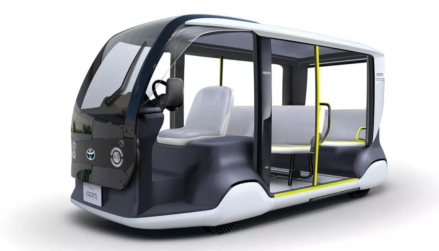 Toyoto usa 3.700 veículos para os Jogos Olímpicos e Paraolímpicos de 2020
