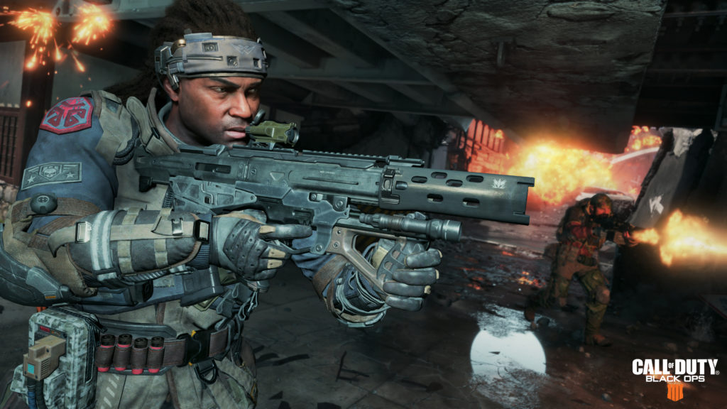 Treyarch korrigiert die Gleitgeschwindigkeit im neuesten Hotfix für Call of Duty: Black Ops 4