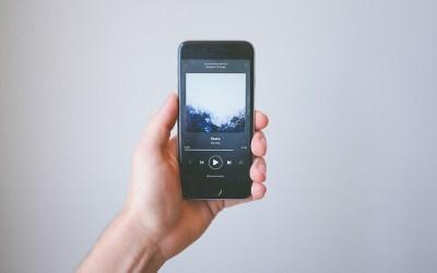 Tut Apple Musik hat einen dunklen Modus