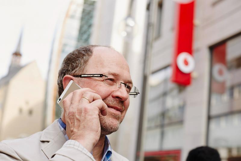 Vodafone: Neuer Prepaid-Tarif mit 10 GByte Datenvolumen für 20 Euro