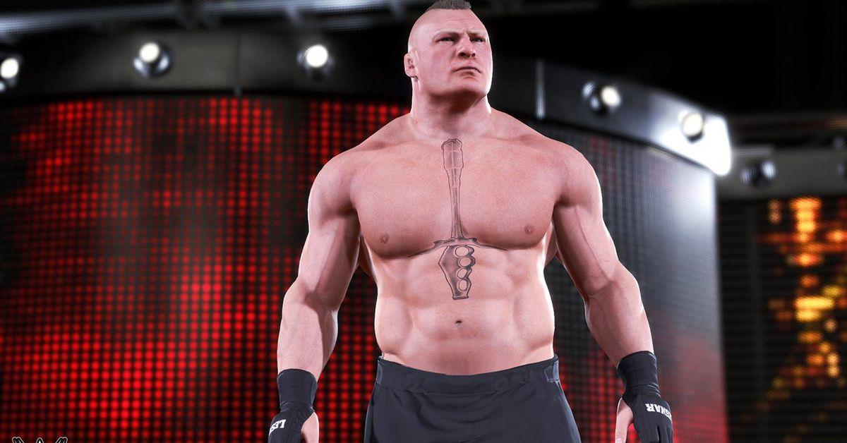 WWE 2K-Serie und der langjährige Entwickler Yuke 1