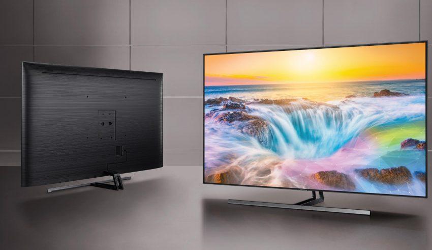 Samsung TV-Marke in Indien