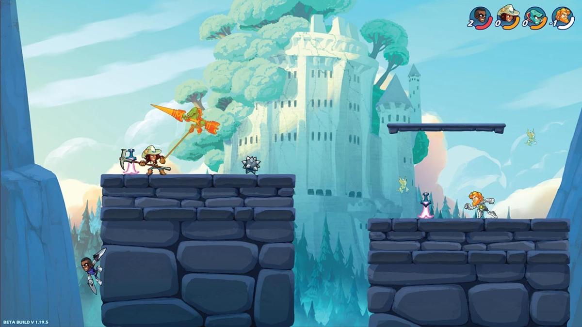 Was Sie über Brawhalla wissen müssen, die Super Smash Bros.-Alternative, die Sie kostenlos spielen können 1