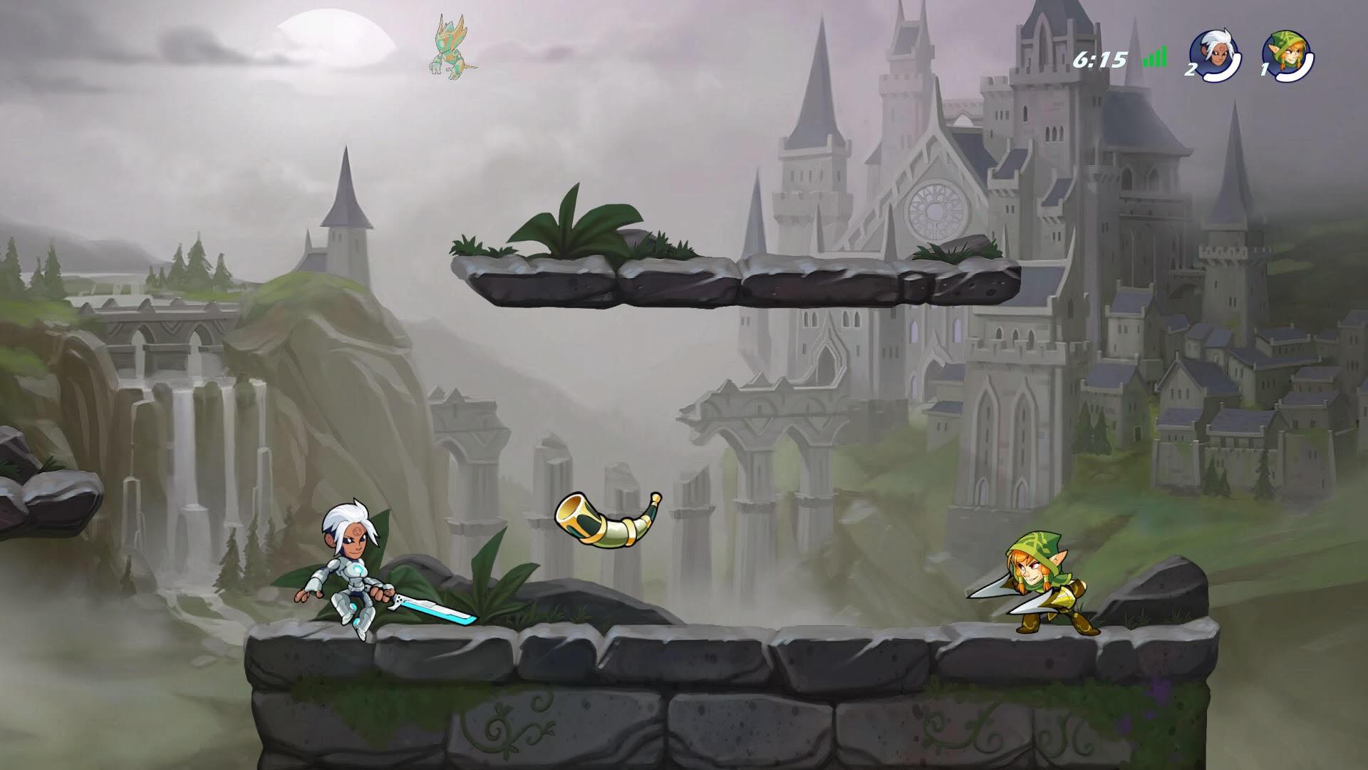 Was Sie über Brawhalla wissen müssen, die Super Smash Bros.-Alternative, die Sie kostenlos spielen können 2
