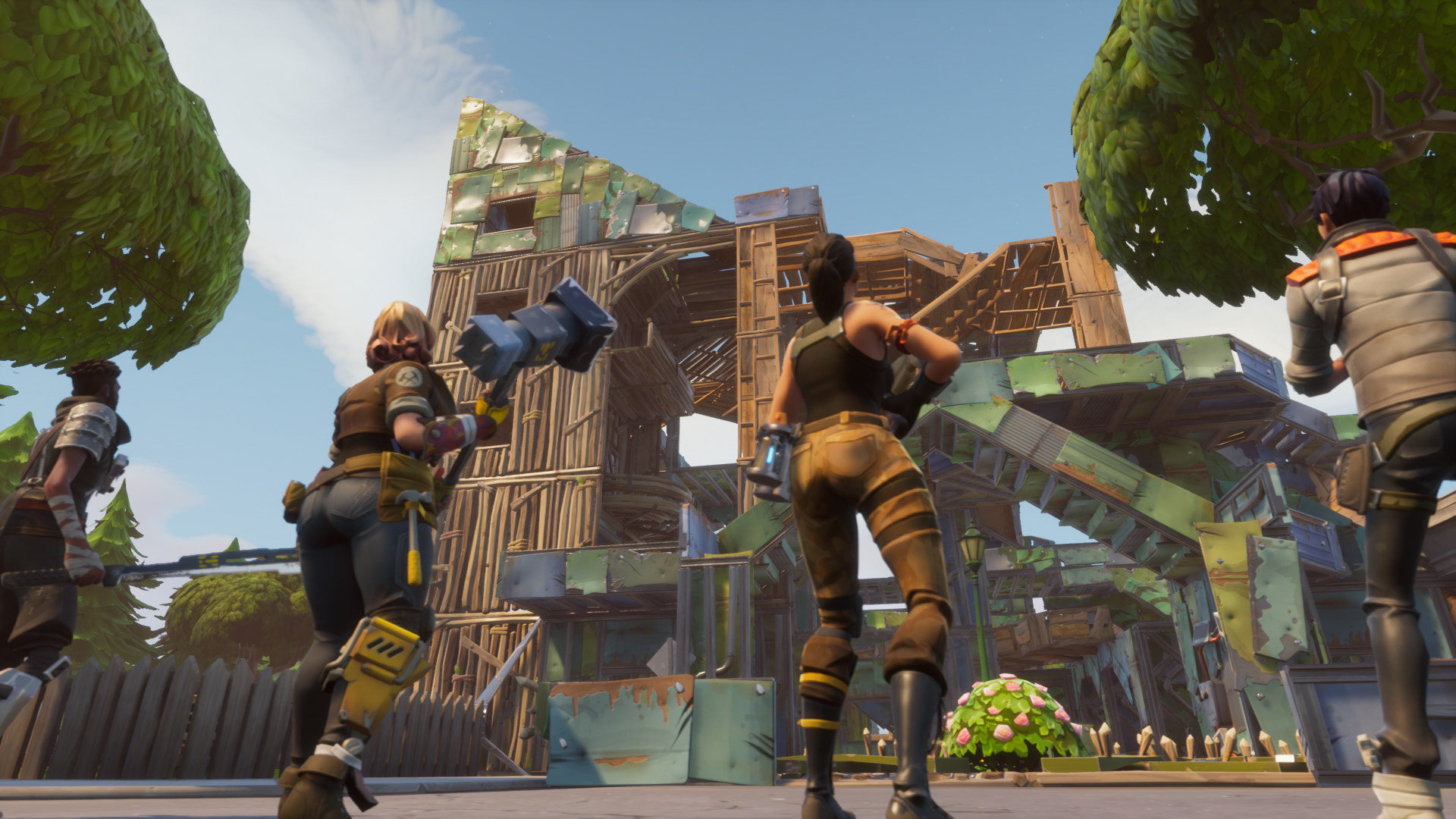 🥇 🥇 Was ist mit Turbo Building passiert? Fortnite Battle Royale? 1