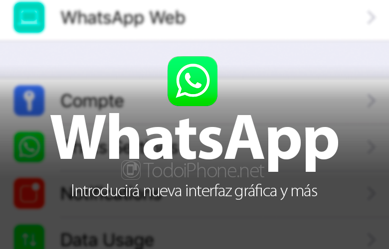 WhatsApp wird eine neue grafische Oberfläche und mehr einführen 1