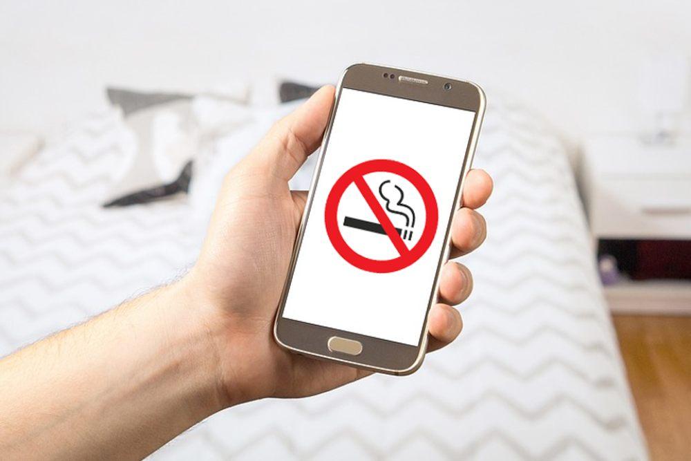 Durch willenskraft mit rauchen aufhoren