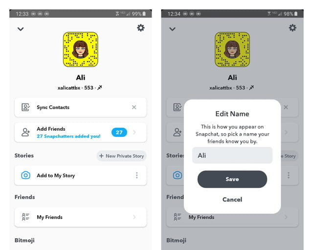 Snapchat Geschichte Ansehen Ohne Das Der Andere Es Sieht