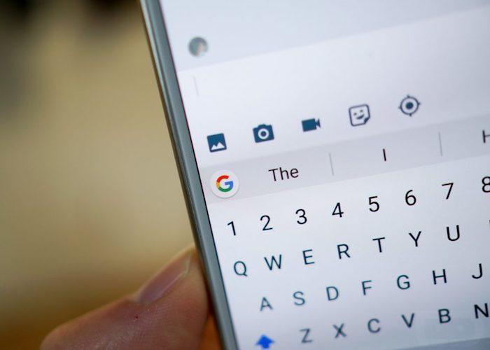 El teclado Gboard se actualiza con más velocidad y una nueva apariencia