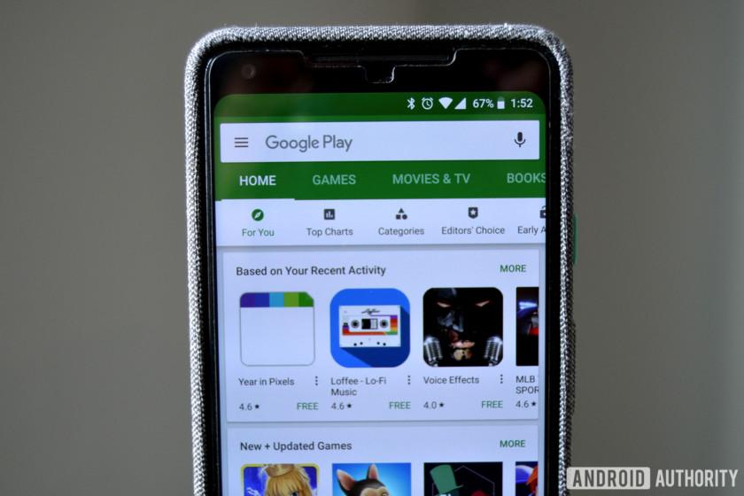Dies ist das vorgestellte Bild für die besten App Stores für Android!