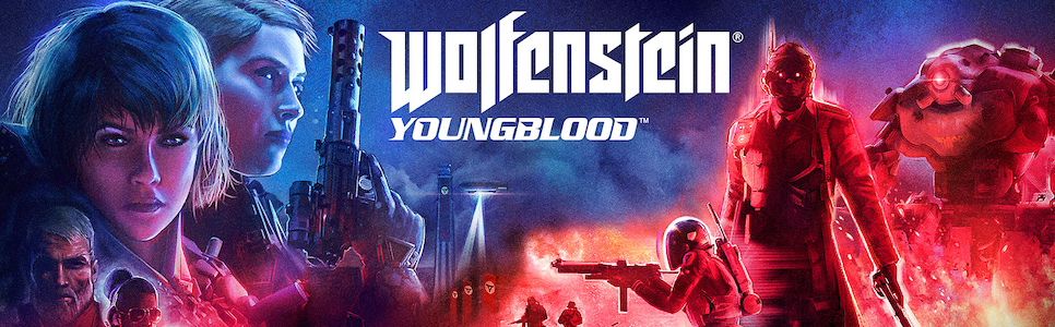 Wolfenstein: Youngblood Grafikanalyse - PS4 Pro vs Xbox One X vs PC-Grafikvergleich 1