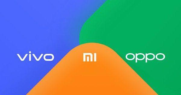Xiaomi, OPPO und Vivo kündigen markenübergreifende File-Transfer-Allianz an 1