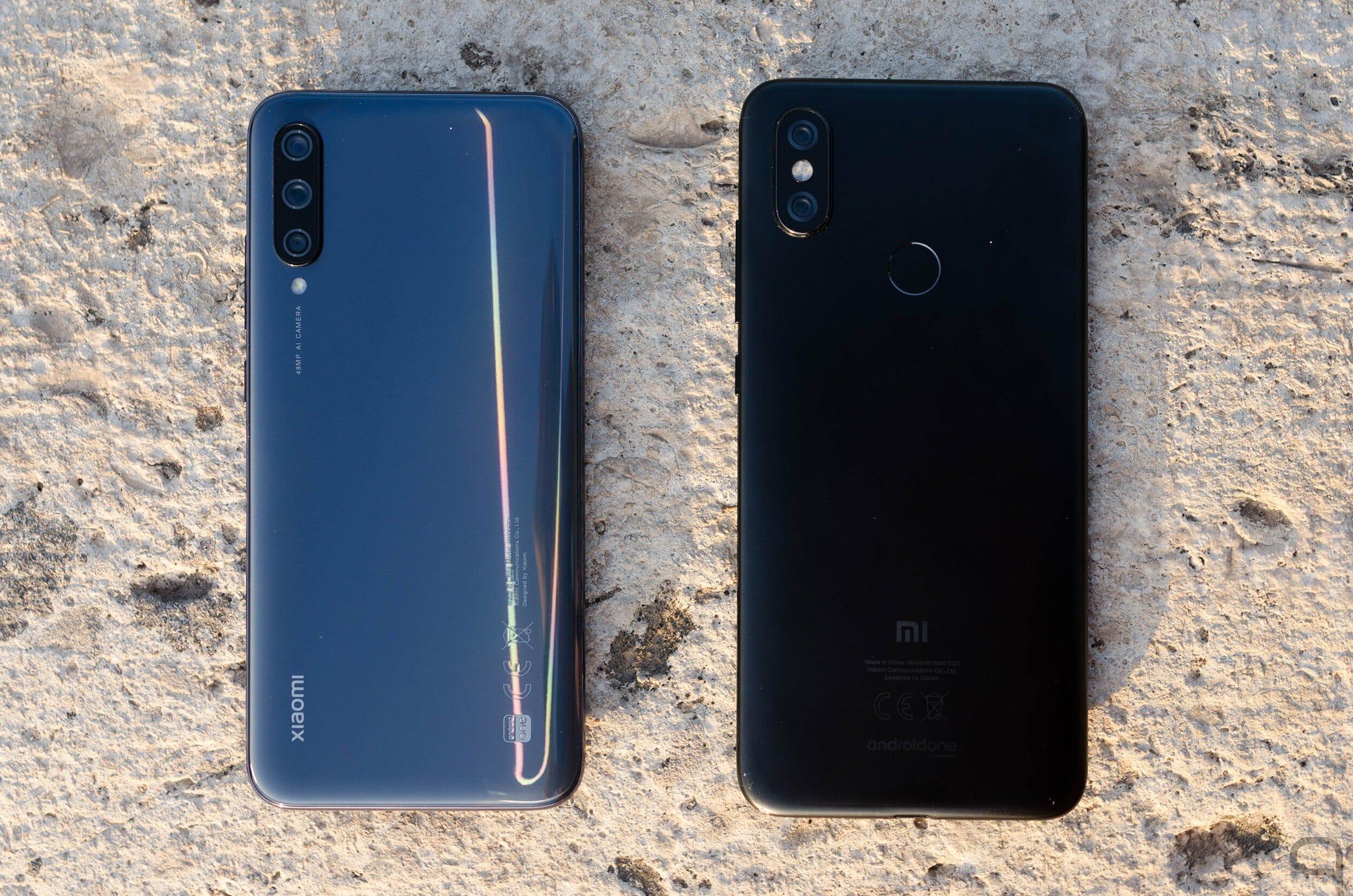 Xiaomi stillt mit seinem Mi A, der meistverkauften Linie mit Android One 1
