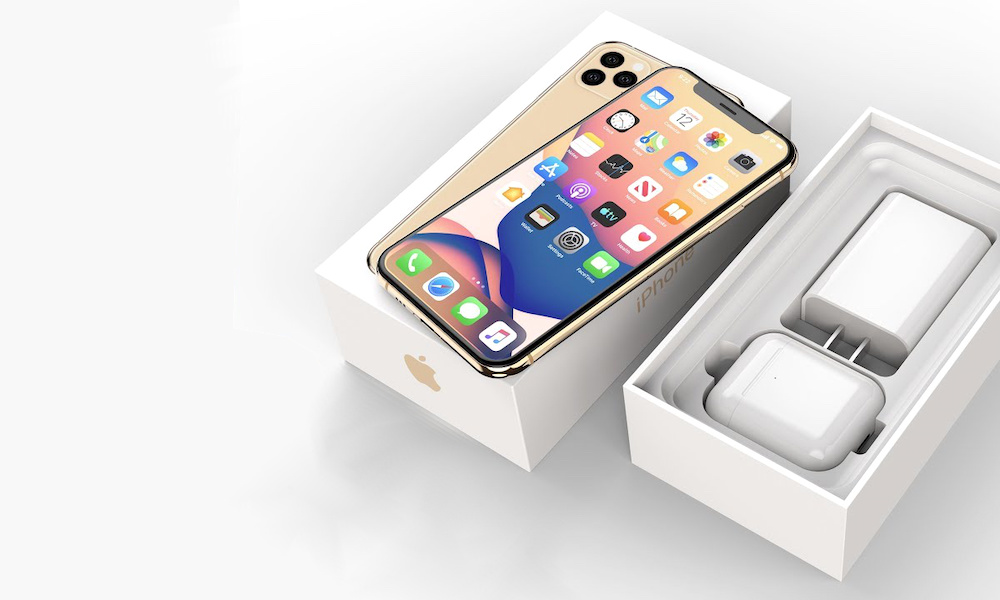 Iphone 11 Box Charger