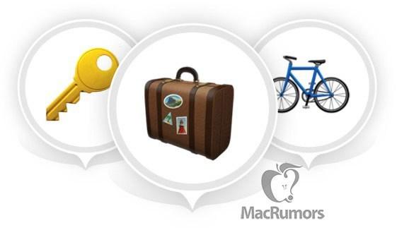 Der Sendungsverfolger kann an verschiedenen Gegenständen wie Schlüsseln, Gepäckstücken und Fahrrädern befestigt sein.