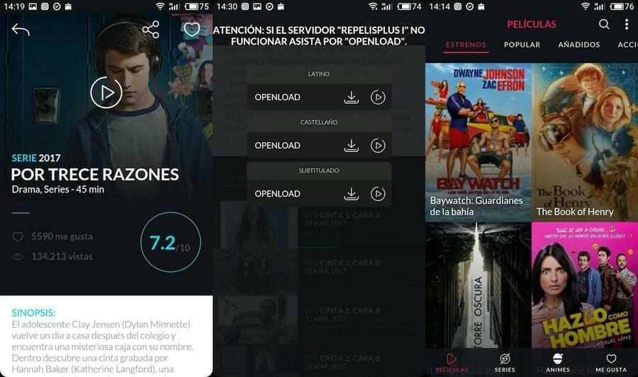 serien stream fпїЅr android