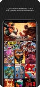 Madefire Comics screen1