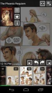 ComicRack Freier Bildschirm
