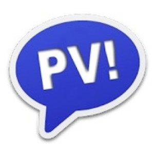 Perfektes Viewer-Logo