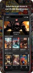 Marvel  Unbegrenzter Bildschirm