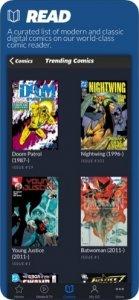 DC Universe screen1