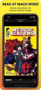 Shonen Jump Manga screen1
