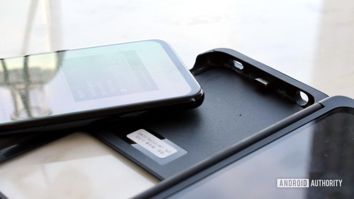 LG G8X ThinQ-Anschluss