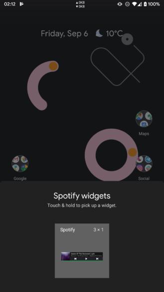 [Update: Back in latest beta] Spotify tötet das Widget in seiner Android-App, aber Sie können abstimmen, um es zurückzubringen (vielleicht) 2