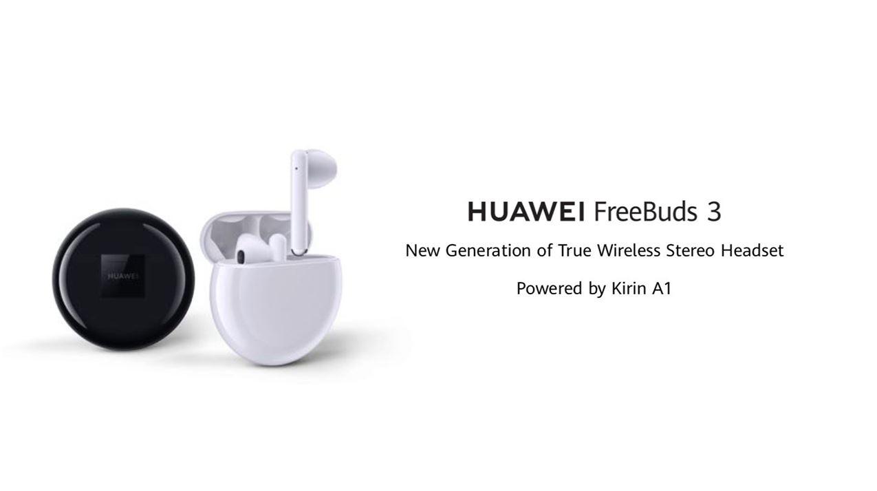 Huawei FreeBuds 3 Simsiz qulaqlıq rəsmi olaraq istifadəyə verildi 1