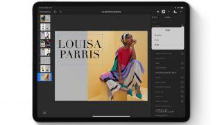 İPadOS-da bir neçə yeni xüsusi şrift var. Şəkil mənbəyi: Apple