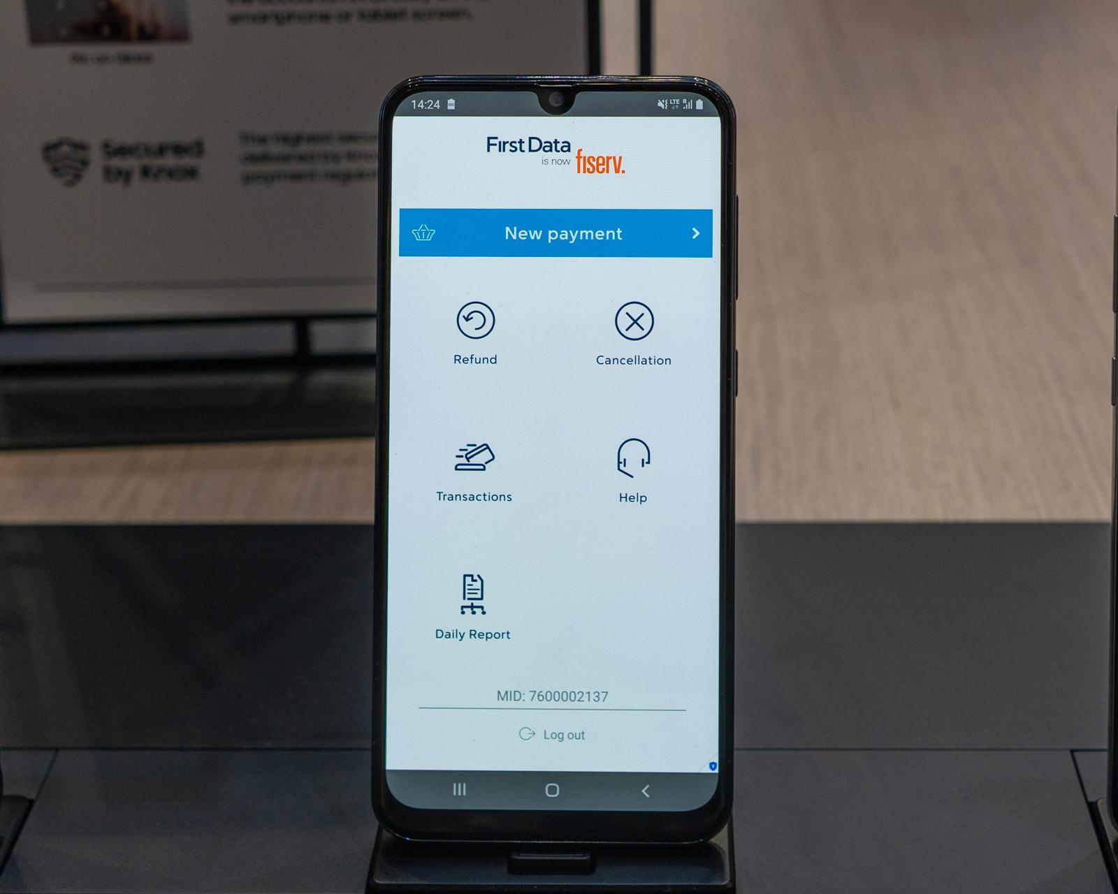 Softpos Samsung Ifa 2019